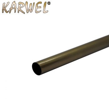 Kardinapuu toru/16 220cm antiik messing 5907572991840