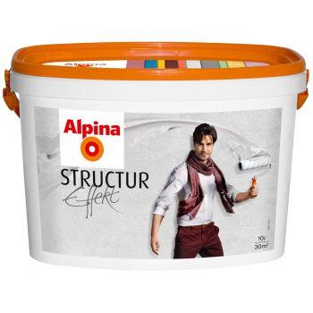 Dekoratiivvärv STRUCTUR Effekt 10 L