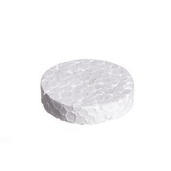 """Vahtpolüstüroolist """"tablett"""" Ø67mm, valge"""