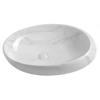 Keraamiline valamu Sapho MM317 valge Dalma