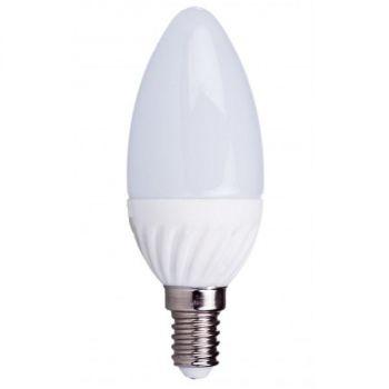 LED pirn 6W E14 WW knl Kobi