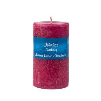 Lõhnaküünal Jõhvikas 5.5x12cm 4742265005821