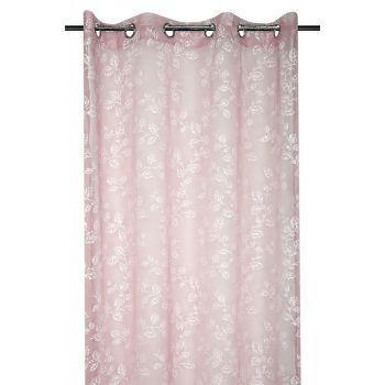Kardin Brome 140x260cm roosa