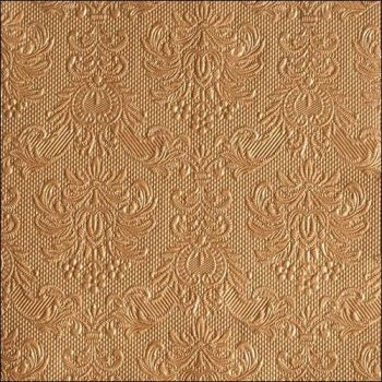 Salvrätik Elegance pronks 25x25cm 8712159106237