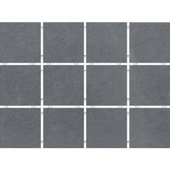 Põrandaplaat Amalfi Dark Grey 10x10cm MK 1290