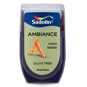 Ambiance tester Sadolin 30ml olive tree