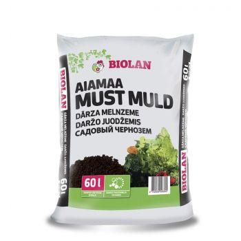 Muld must aiamaa Biolan 60L
