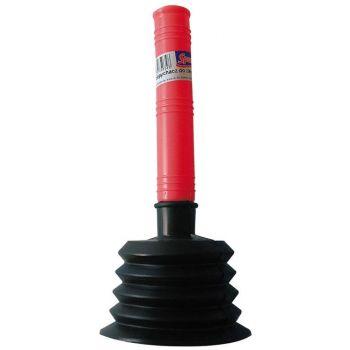 Vaakumpump Spontex WC ummistuste likvideerimiseks 9001378650348 punane
