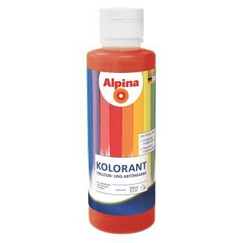 Toonimispasta Alpina KOLORANT 0,5 l Punane 4002381848529