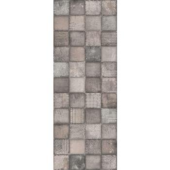 Seinapaneel PVC Lace gray 2,65m