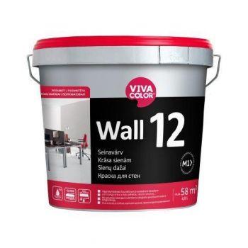 Seinavärv Vivacolor Wall 12 A 4,8L
