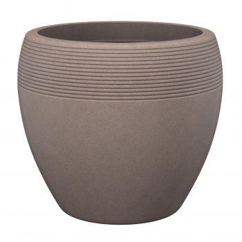 Lillepott 282/30 Lineo Taupe Granit