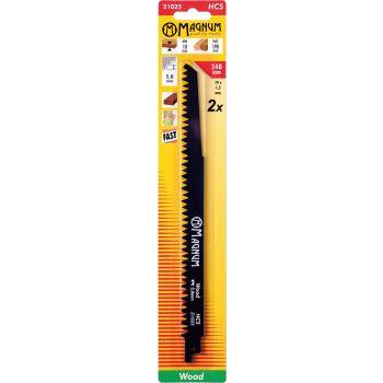 Tiigersaetera MAGNUM 2tk/pakis HCS 5,0/240mm