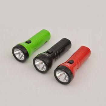 Laetav taskulamp Tiross 1W LED1 TS-1124