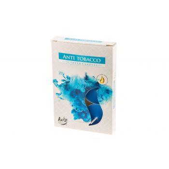 Teeküünal Anti tobacco 6tk