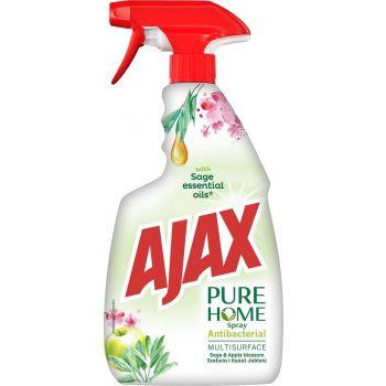 Üldpuhastusvahend Ajax Spray Pure Home Apple 500ml 8718951338364