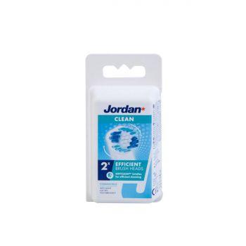 Hambaharja varuharjad Jordan Clean 2tk 7046110035658 Kehahooldustooted