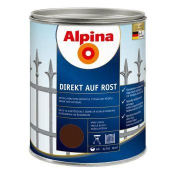 Alpina Direkt auf Rost 0,75L pähklipruun