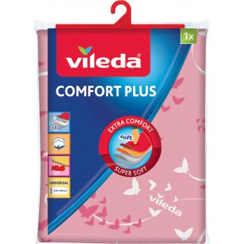 Triikimislaua kate Vileda Comfort Plus roosa/valge 4023103207868