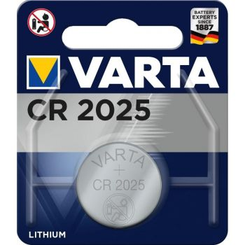Patarei Varta CR2025 liitium  4008496276875