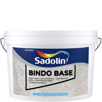 Kruntvärv Sadolin Bindo Base 1L, matt, valge (BW)