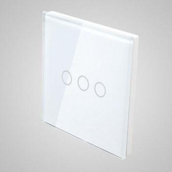 Lüliti Tenux klaaspaneel valge 3-a 47433328