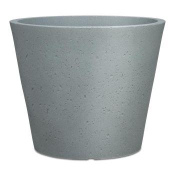 Lillepott 239/40 Scheurich C-Cone Stony Grey 4033083588291