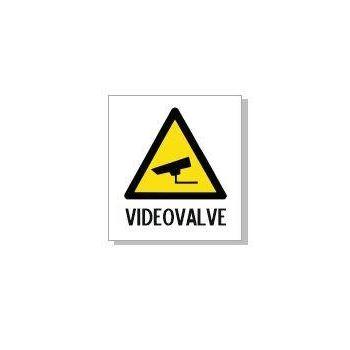 Kleebis Videovalve 20x20