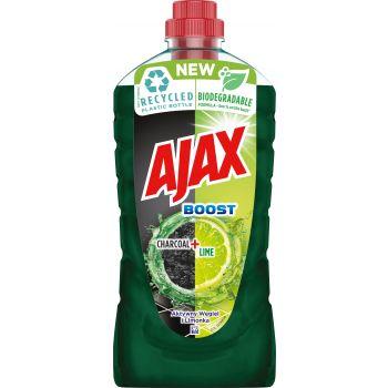 Üldpuhastusvahend Ajax Boost Charcoal 1l 8718951332225