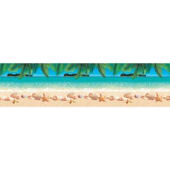 Köögitagaseina dekoratiivplaat 509 teokarbid rannal 4680439011509