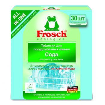 Nõudepesutabletid Frosch All-In-One 30x20g 4009175191908