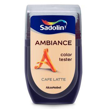 Ambiance tester Sadolin 30ml cafe latte