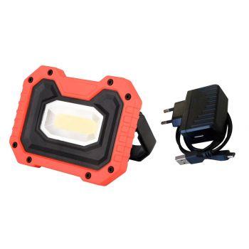 Prožektor LED 5W akupank 1069 Prožektorid 4743157010695
