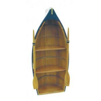 Riiul paat puidust 90x39x22cm