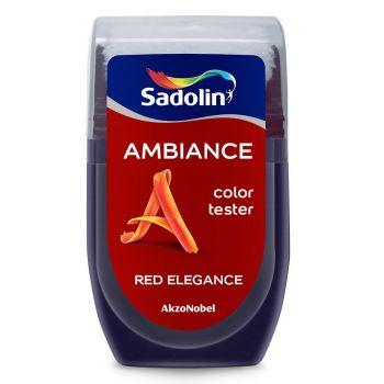 Ambiance tester Sadolin 30ml red elegance