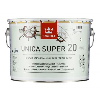 Unica Super 20 9L poolmatt