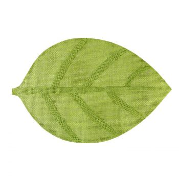 Lauamatt Leaf 45x30cm roheline