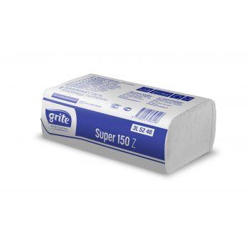 Paberrätik Grite Super Z 2kihti 150lehte 4770023348248