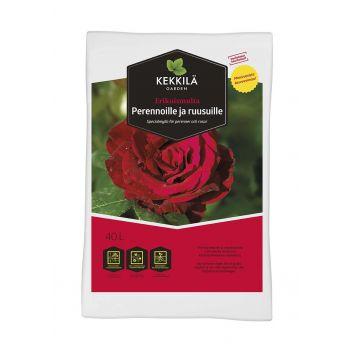 Muld püsikutele ja roosidele 40L