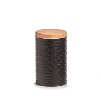 Kuivainepurk Scandi 18cm must 4003368193359