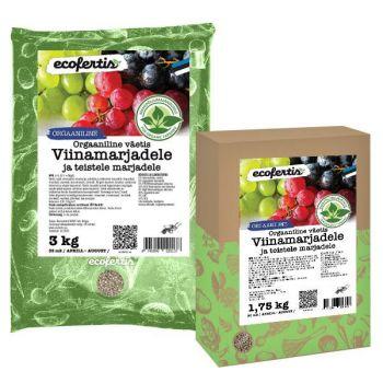 Väetis Ecofertis orgaaniline viinamarjadele 1kg 4745090020113