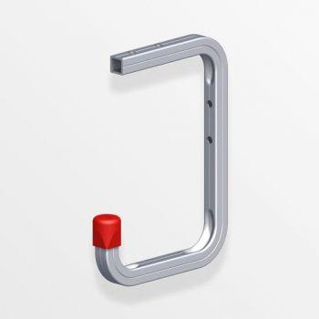 Garaažinagi 150x255x155 alumiinium