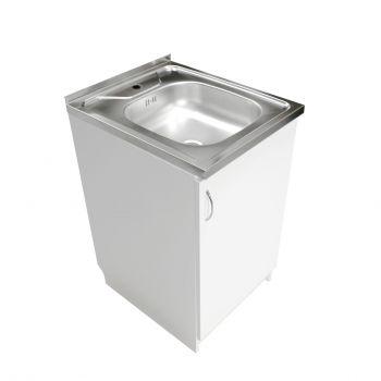 Köögikapp valamule 500x600 valge Vannitoamööbel 11310