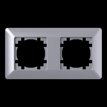 Pistikuraam Mikro 2-ne hõbe