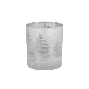 Küünlatops Haze klaasist 10cm 6410413197893