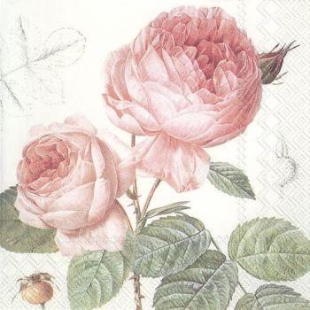 Salvrätikud roosidega 686423655043