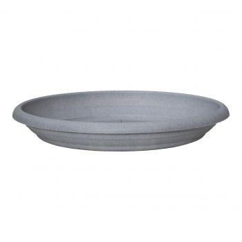 Alus lillepotile 331/30 Granite Grey