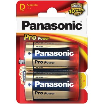 Patarei Panasonic Pro Power D/LR20 2tk