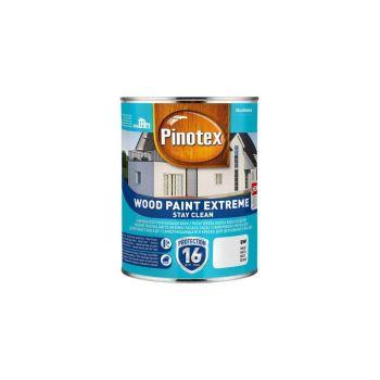 Isepuhastuv puitmajavärv Pinotex Wood Paint Extreme 2,5L, valge (BW)