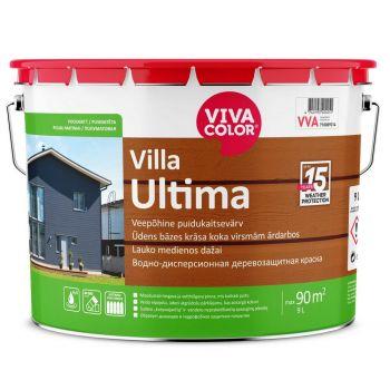 Puidukaitsevärv Vivacolor Villa Ultima VVA 9L
